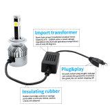 Neuestes Scheinwerfer 4side Brigelux des Automobil-LED PFEILER (USA) 9600lm H4 Licht des Auto-LED