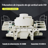 기계를 만드는 VSI 쇄석기 모래를 분쇄하는 골재