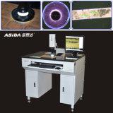 Testeur de largeur de ligne àla circulaireSource Ligtht coaxial