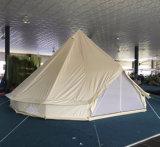 Das 2-3 Personen-weiche Shell-Militärsegeltuch-Dach-Oberseite-Zelt mit seitlicher Markise imprägniern