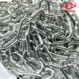 Catena a maglia d'acciaio G80 di vendita calda fatta in Cina