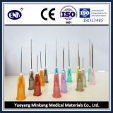 Медицинская устранимая игла впрыски (27G), при одобренное Ce&ISO