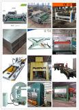 Cadena de producción de la madera contrachapada hecha en Shandong