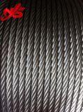 Prezzo della corda galvanizzato filo 1X7 del filo di acciaio del PC