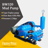 Pompa a pistone del fango idraulico utilizzata per la piattaforma di produzione del pozzo profondo
