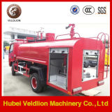 Mini 3000-4000 litri dell'acqua di camion di lotta antincendio