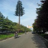 Виды защитного цвета высотой Palm Tree антенны в корпусе Tower
