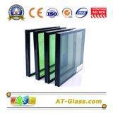 Niedriges-e Glas Isolierglas verwendet für Glaswand/Gebäude/Fenster