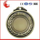 Medalla barata del metal de la alta calidad de la promoción de encargo con la cinta