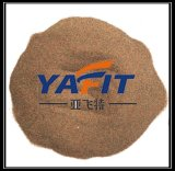 Ineinander greifen-Granat-Sand des Filtration Gartnet Sand-80 von der Fabrik