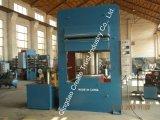 고무 플래튼 가황기 기계