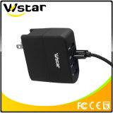 Заряжатель перемещения с 4 портами USB