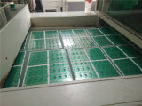 PCBのための半自動平面表面の縦スクリーンの印字機