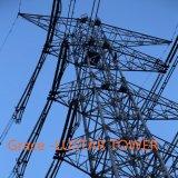 Torre de acero de la transmisión del precio agradable para la línea eléctrica de la fábrica certificada ISO90001