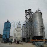 Bandeja de acero de almacenamiento de arroz
