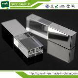 Best Seller muestra gratis Crystal USB Flash Drive