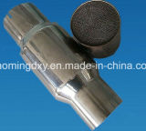 Catalizzatore automatico del favo del metallo del sistema di scarico con il tubo d'acciaio alluminato