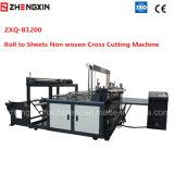 Zxq-B1200 niet Geweven Dwars Scherpe Machine