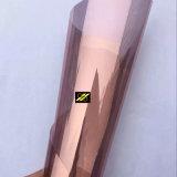 티타늄 사려깊은 1개의 방법 미러 분홍색 차 태양 Windows 담채 필름
