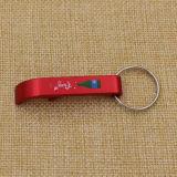 Laser 로고 금속 판매에 알루미늄 병따개 Keychain