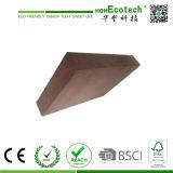 Plataforma contínua Non-Slip de WPC/revestimento composto plástico de madeira impermeável