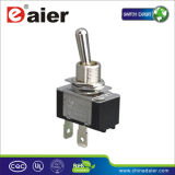 op van tweerichtings12V Toggle Switch (KN3 (A) - 101MP)