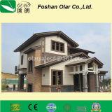 Pannello di parete leggero di vendita del Faux di tessitura del cemento caldo della fibra