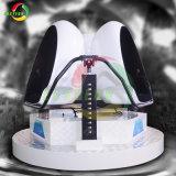 Simulatore portatile Immersive di movimento che gira la presidenza del cinematografo 9d delle sedi di Vr 6