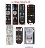 Télécommande universelle Télécommande bains télécommande étanche (LP-W053-RC)