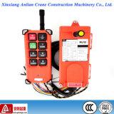 Control remoto de radio control F21-E1 b de la grúa inalámbrica