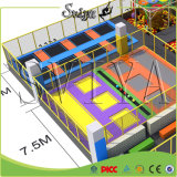 Hot Sale excellent professionnel de gymnastique Big Jump Trampoline intérieur