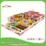 Divertissement d'intérieur de jouet de jeu de cour de jeu d'enfants avec le grand tremplin