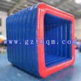 Il prato inglese mette in mostra il modello di movimento pneumatico gonfiabile di Balloon/PVC