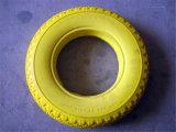 Roda livre lisa do plutônio da fábrica de China para o Wheelbarrow do trole