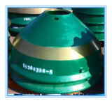 Bol de contre-batteur du manteau concasseur à cônes de chemise de l'usure des pièces pour Metso HP300