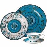 コーヒーセットが付いている中東特性の食事用食器セット