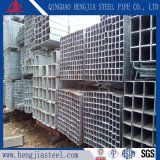 Горячая окунутая гальванизированная квадратная стальная пробка Q235