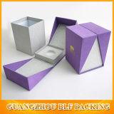 Caja de cartón para el perfume