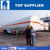 Aanhangwagens van de Tanker van het Roestvrij staal van de Vrachtwagens van de Tanker van de Aardolie van de Aanhangwagens van de Tank van het Water van de titaan de Semi