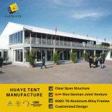 tenten van het Dek van 20X50m de Openlucht Dubbele met Balkon