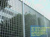 Оцинкованные стальные решетки ограждения для безопасности ограждения