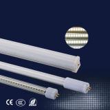 Epistar 2835 SMD 3 indicatore luminoso del tubo della garanzia 100lm/W LED T8 di anno