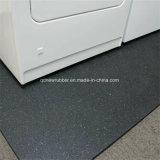 黒い表のゴム製家具の椅子表のフィートの足の底すべり止めの衝撃の床の保護装置