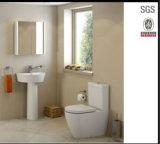 Neuester moderner gebrauchsfertiger MDF-Badezimmer-Eitelkeits-Spiegel-Schrank