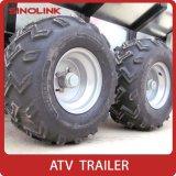ATV 목제 장작 큰 상자 트레일러 1000kg 수용량 운송업자