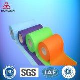 Película colorida do PE para o guardanapo sanitário