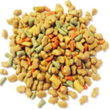 Extrudeuse d'aliment pour animaux familiers de la bonne qualité 100-2000kg/h d'usine de la Chine