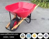 卸し売りプラットホーム手のカートの一輪車Wh5400