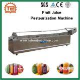 Machine van de Pasteurisatie van het Vruchtesap van de appel de Oranje