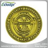 亜鉛合金はダイカストの旧式な記念品の硬貨を